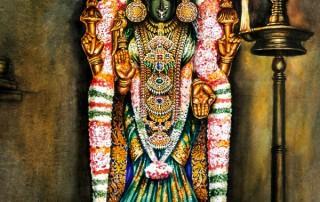 Indische Tempel und menschliche Körper